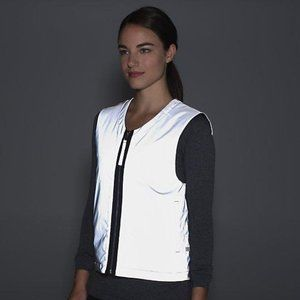 Lululemon Light Bright Reflective Reversible Vest